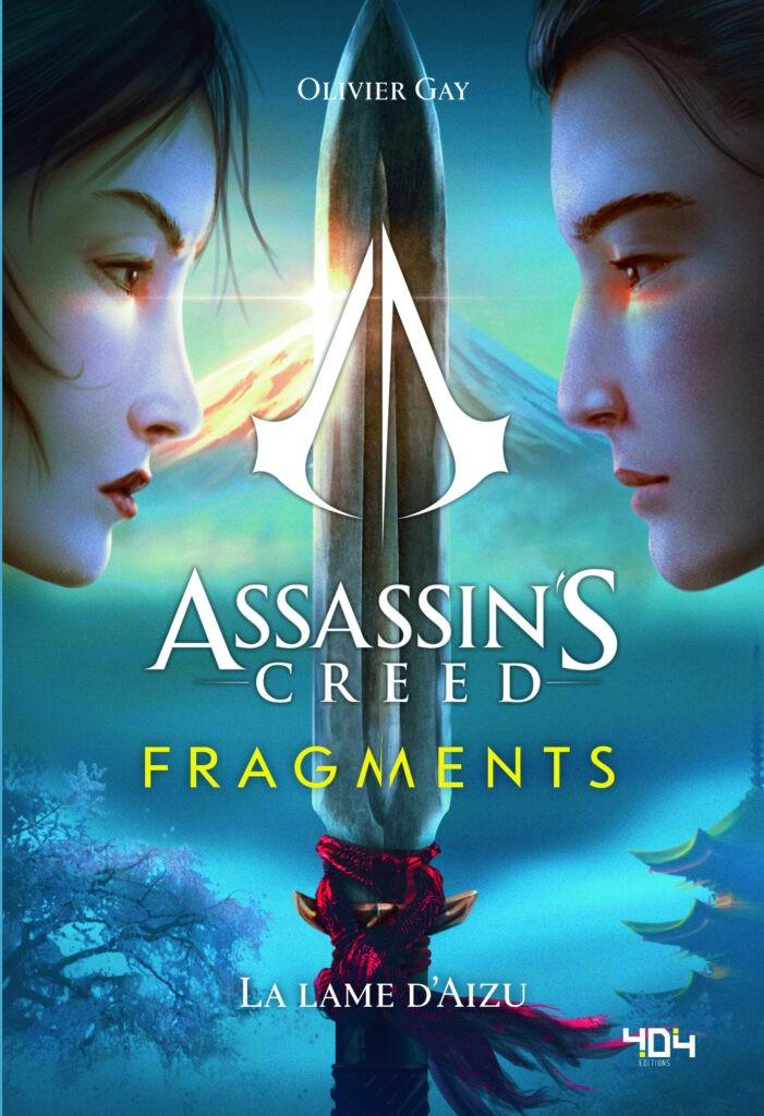 Assassin's Creed Fragments - серія книг